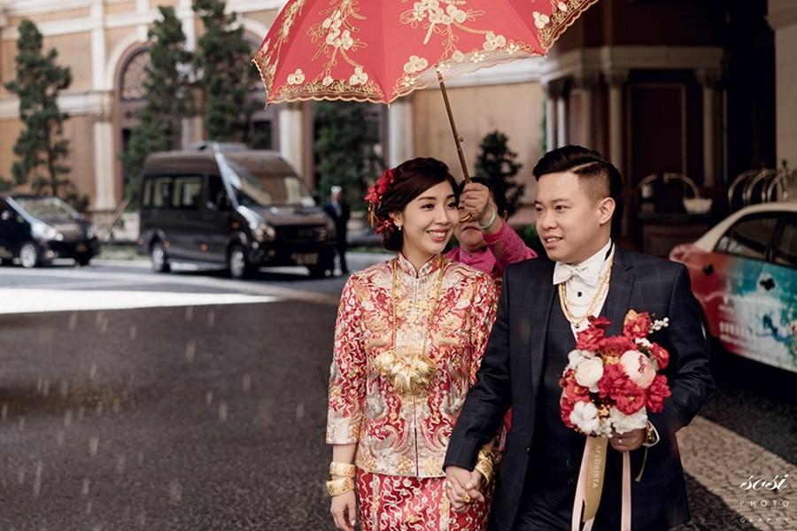 龍鳳掛,海外婚禮,sosi,婚禮攝影,婚禮記錄,中國風