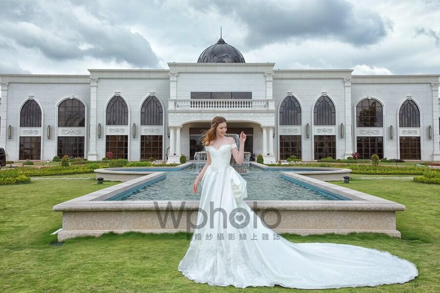 婚紗,禮服,造型,蕾絲,婚紗禮服,新娘造型,蘿亞,皇家薇庭,桃園飯店